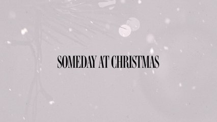 Brian Courtney Wilson - Someday At Christmas