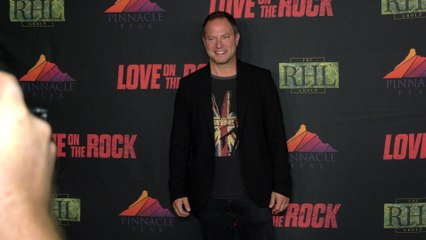 """David Lipper attends the """"Love on the Rock"""" Red Carpet Premiere in Los Angeles"""