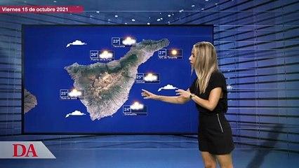 El tiempo en Canarias para el viernes, 15 de octubre de 2021