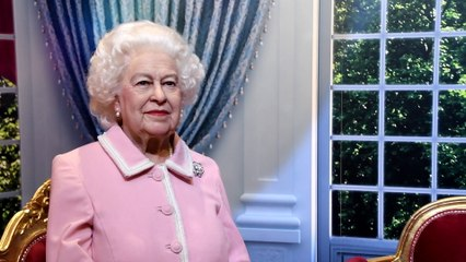 Queen Elizabeth II is the latest addition to Madame Tussauds Blackpool