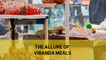 The allure of vibanda meals
