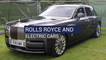 Rolls Royce and Electric Cars