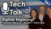 Digitale Regierung, Facebook Blackout, IAA Mobility, Twitch Leaks, E-Cannonball | QSO4YOU.com TT #42