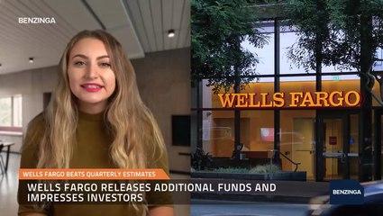 Wells Fargo Beats Quarterly Estimates
