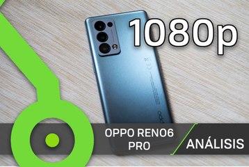 OPPO Reno6 Pro - Prueba de vídeo (1080p, noche)