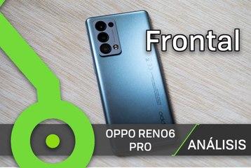 OPPO Reno6 Pro - Prueba de vídeo (frontal, 1080p, noche)