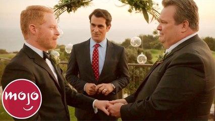 Top 10 Memorable LGBTQ+ TV Weddings