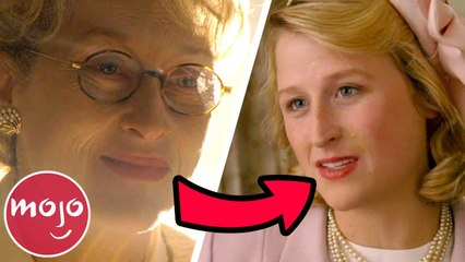 Top 10 Celebrity Children Who Were Cast to Play a Younger Version of Their Parents