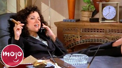 Top 20 Hilarious Elaine Moments on Seinfeld