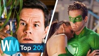 TOP 20 acteurs qui DÉTESTENT leurs FILMS !