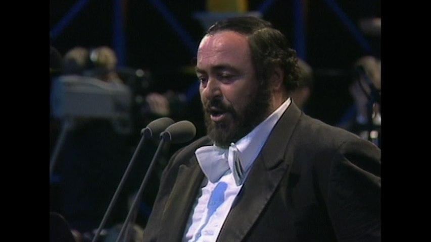 Luciano Pavarotti - Mamma (Arr. Mancini)