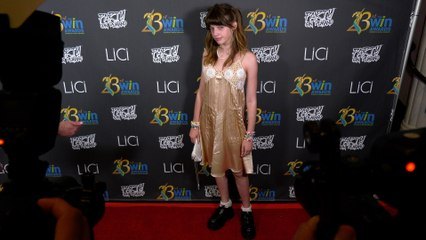 Ever Anderson attends the 23rd Women's Image Awards red carpet in Los Angeles
