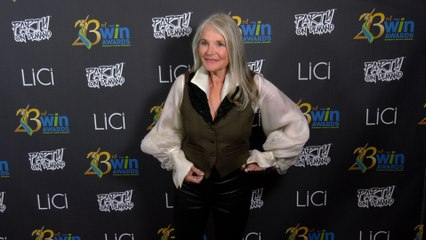 Helen Shaver attends the 23rd Women's Image Awards red carpet in Los Angeles