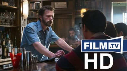 The Tender Bar Trailer Englisch English (2021)