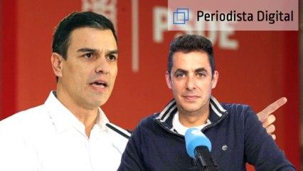Antonio Naranjo: Sánchez es un candidato agotado, se ha cargado al PSOE