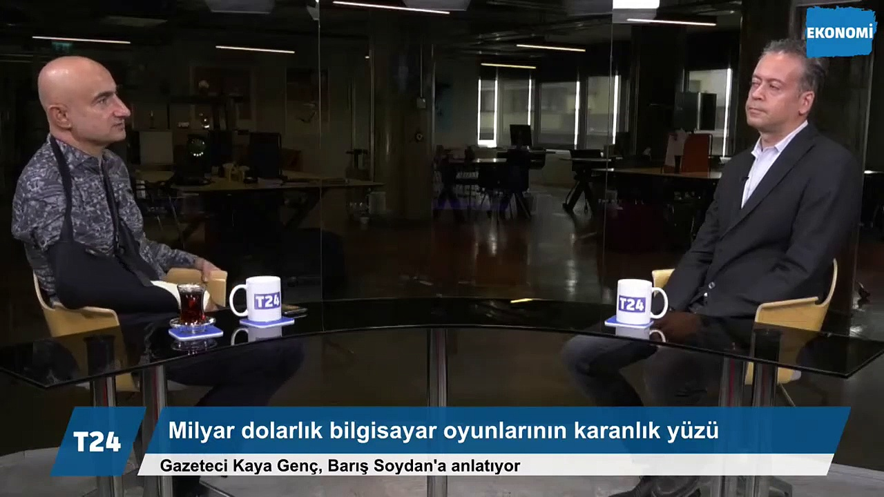 Gazeteci Genç: Martta Apple Amerika mağazasında en çok oynanan ilk 10 oyunun 6'sı Türkler'den; dağıtım tarafında büyük bir sömürü var