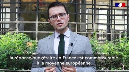 Les mesures d'urgences mises en place pendant la crise en Europe