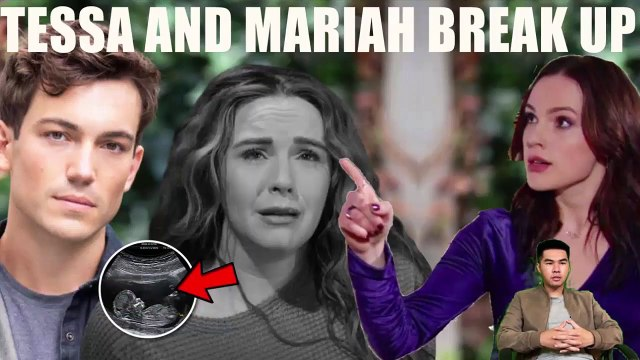 CBS Young And The Restless Spoilers Tessa and Noah find love, She wants to break up with Mariah