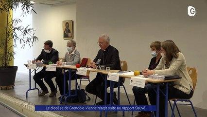 Reportage - Le diocèse réagit au rapport Sauvé