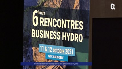 Reportage - Les rencontres Business Hydro
