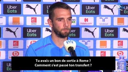 Pau Lopez raconte comment Mourinho et Longoria ont motivé son transfert à l'OM
