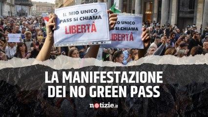 Green Pass obbligatorio, manifestazioni da Trieste a Milano: sciopero di studenti e lavoratori
