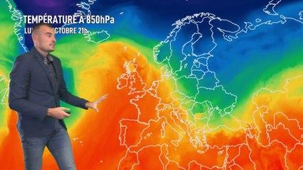 Illustration de l'actualité La météo de votre dimanche 17 octobre 2021