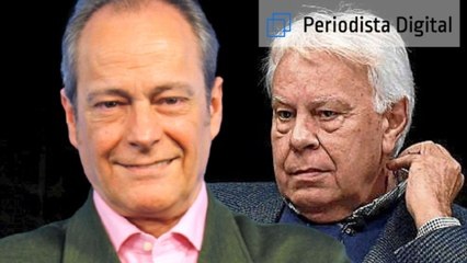 Eduardo García Serrano: Felipe González está destruyendo su propia leyenda