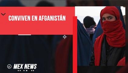 TALIBANES PERMITEN QUE HOMBRES Y MUJERES CONVIVAN EN AFGANISTÁN
