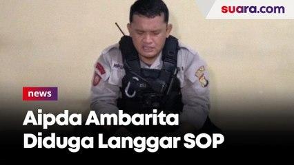 Geledah HP Tanpa Izin, Polda Metro Jaya Akui Aipda Ambarita Diduga Langgar SOP