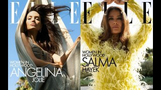 Angelina Jolie and Salma Hayek to Be Saluted at ELLE Women in Hollywood Gala
