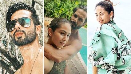 Mira Rajput And Shahid Kapoor's Pics From Maldives Vacay Is Making Us Jealous