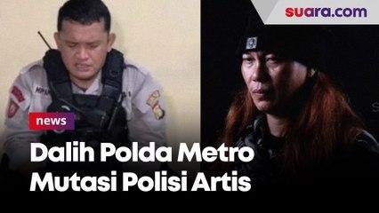 Punya Followers Banyak, Dalih Polda Metro Jaya Mutasi Polisi Artis Jadi Humas