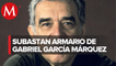 Sacos, camisas y corbatas_ venderán 400 artículos personales de Gabriel García Márquez