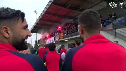Veille de Derby (J12 Ligue 2 BKT SMCaen - Le Havre AC)