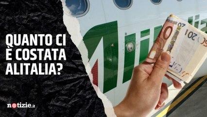 Alitalia diventa Ita Airways: quanto è costata agli italiani in 74 anni?