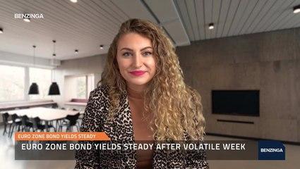 Euro Zone Bond Yields Steady