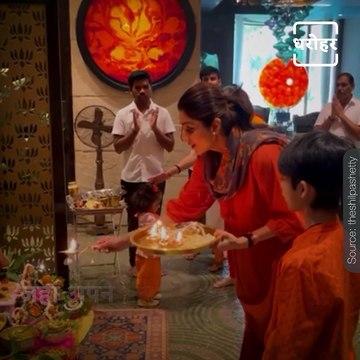 Watch The Divine Aarti Of Devi Maa