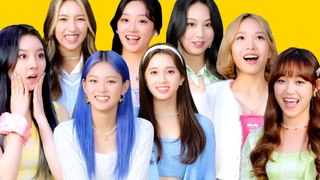 Kpop Girl Group Lightsum Takes On Our Acting Challenge!   That's So Emo   Cosmopolitan