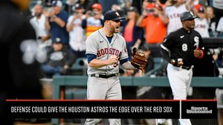 Verducci: Defense Could Give the Houston Astros the Edge Over the Red Sox