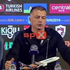"""Murat Şahin: """"Saha ıslandı diye sonucu buna bağlayamayız"""""""