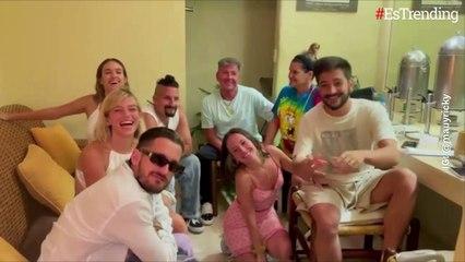 """""""Somos tíos de Índigo"""": Mau y Ricky mostraron su tierna reacción al embarazo de Evaluna"""