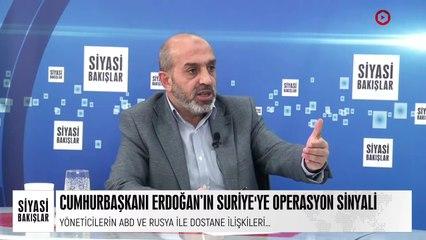 Suriye'ye Operasyon Sinyali   Yahudilere Mescid-i Aksa'da İbadet İzni   Türkiye'nin F-16 Talebi