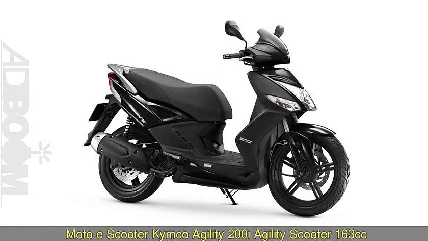 KYMCO Agility 200i Agility Scooter