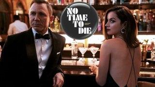 Daniel Craig 'No Time To Die' Ana de Armas Review Spoiler Discussion