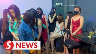 Immigration Dept uncovers prostitution syndicate operating behind carwash