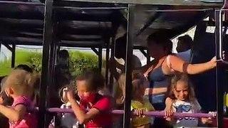 Dia das Crianças em Bonito de Santa Fé é celebrado com festa, trem da alegria e brincadeiras