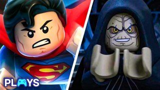 The 10 Most Powerful Lego Video Game Characters
