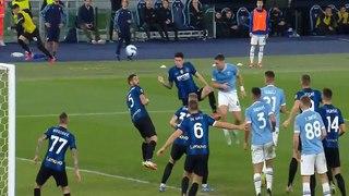 Ciro Immobile Penalty Goal - Lazio vs Inter 1-1 16/10/2021