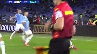 Sergej Milinkovic-Savic Goal - Lazio vs Inter 3-1 16/10/2021
